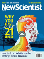 new scientist                   article 2005